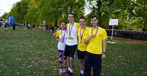 Royal Parks runners raise £5,336!