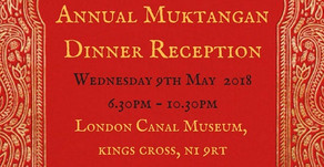 Muktangan 2018 Annual Dinner - Get your tickets now!