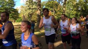Runners raise almost £2,500 for Muktangan!