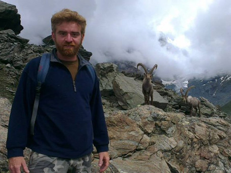 Paolo Cognetti | Dar nomes às coisas nas montanhas