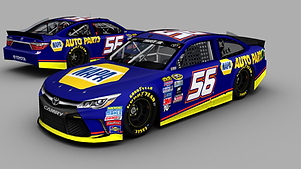 Martin Truex Jr. NAPA Auto Parts Base.pn