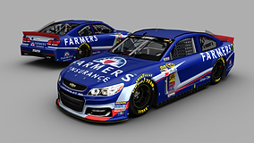 Kasey Kahne Farmers Insurance 2014 Base.