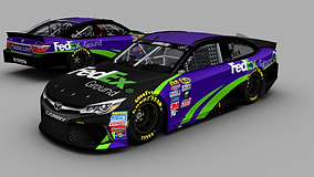 Denny Hamlin FedEx Ground Base.png