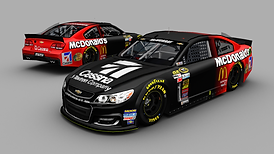 Jamie McMurray Cessna_McDonald's Base.pn