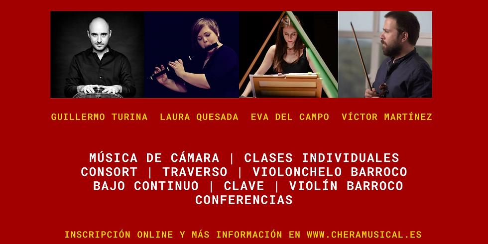 2021 Masterclasses - Chera Musical (Valencia)