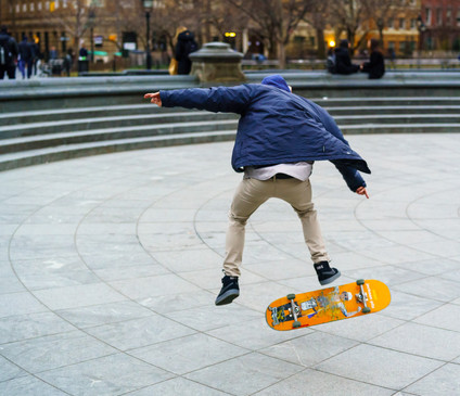 Ollie Almost