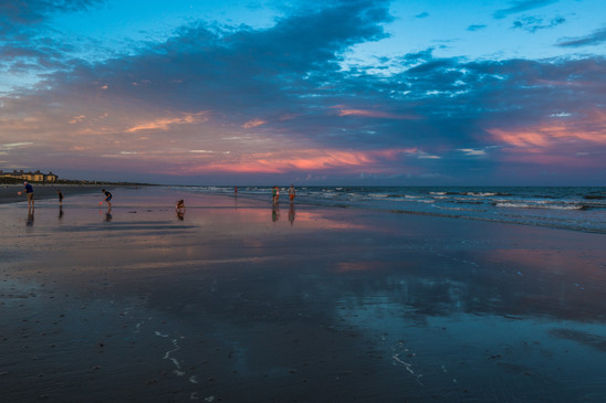 Sunset at Kiawah