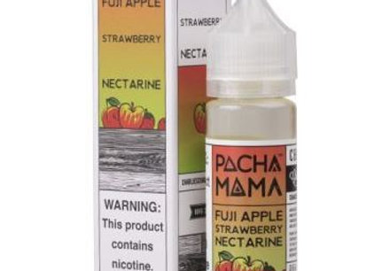 Pachamama Fuji apple strawberry nectarine