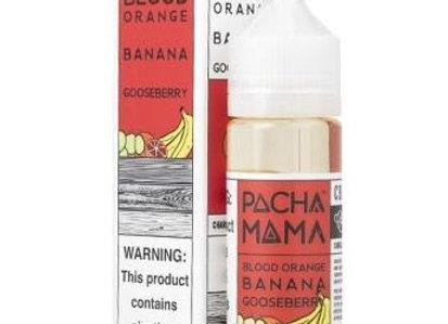 Pachamama Blood Orange Banana Gooseberry