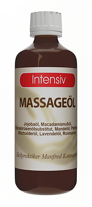 Massageöl Intensiv 100 ml