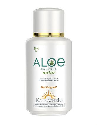 Aloe Hautgel natur 99% 200 ml