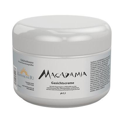 Macadamia Gesichtscreme intensiv 200 ml