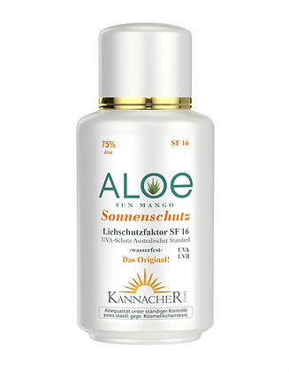 Aloe SUN Mango SF 16 - 200 ml EK
