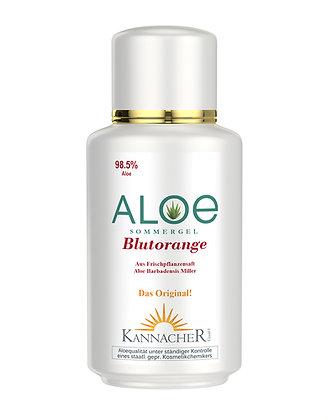 Aloe Sommergel Blutorange 98,5% 200 ml EK