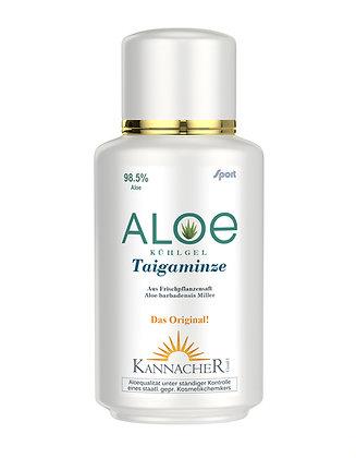 Aloe Kühlgel Taigaminze 98,5% 200 ml EK