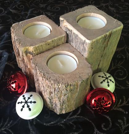 Driftwoood Tea lights
