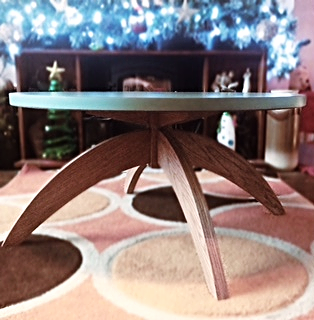 Laminated Coffee Table-Southend On Sea