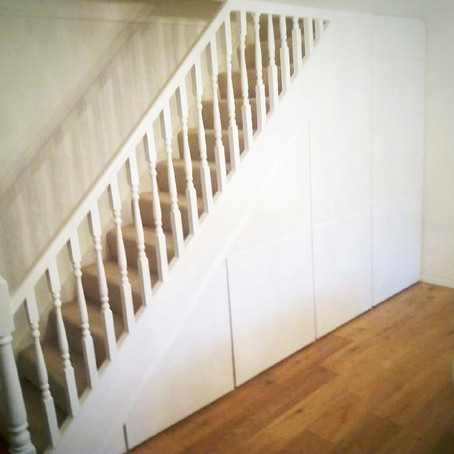 The Storage Under The Stairs
