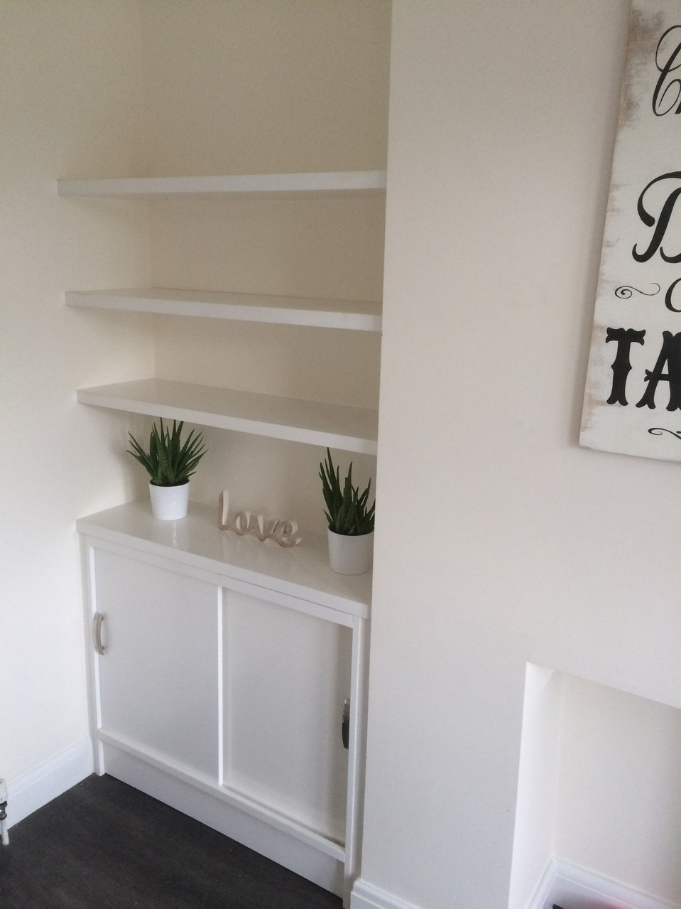 Fitted Alcove Units-Southend On Sea