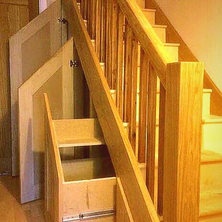 Staircase to Oak heaven