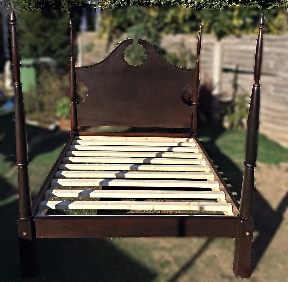 Bespoke Handmade Bed-Hadleigh