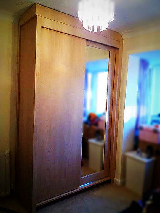 Fitted Wardrobes-Leigh On Sea
