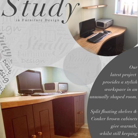 A STUDY in Furniture Design
