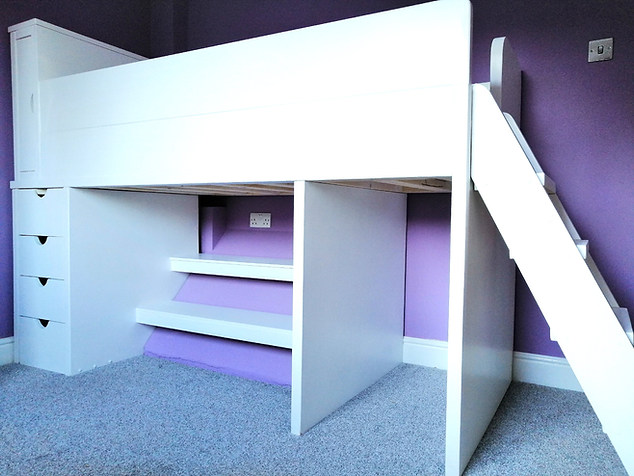 Bespoke Childs Cabin Bed