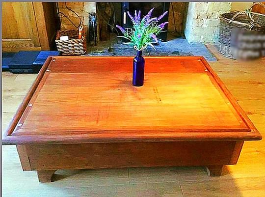 Bespoke Coffee Table-Southchurch