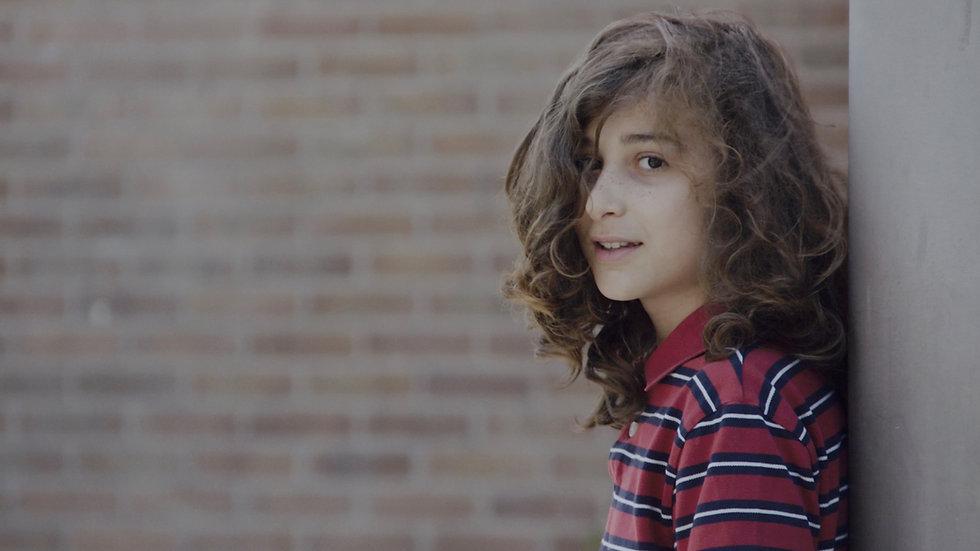 AHMAD'S HAIR