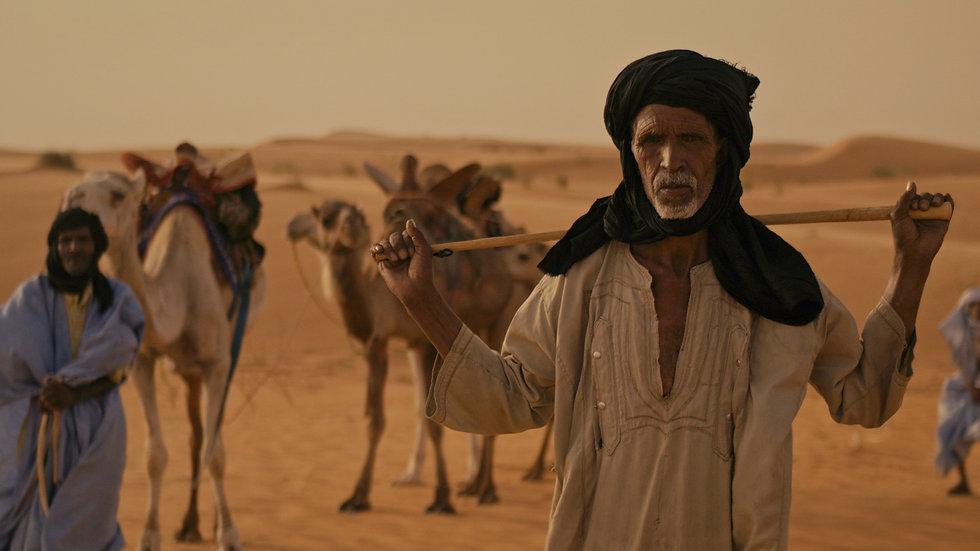 THE MAURITANIA RAILWAY: BACKBONE OF THE SAHARA