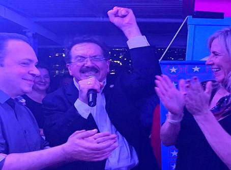 Το Hellenic Daily News έσβησε το πρώτο του κεράκι στην ετήσια κρουαζιέρα της AHEPA!