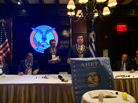 AHEPA's Historic Manhattan-based Delphi #25 becomes the Organization's Largest Chapter