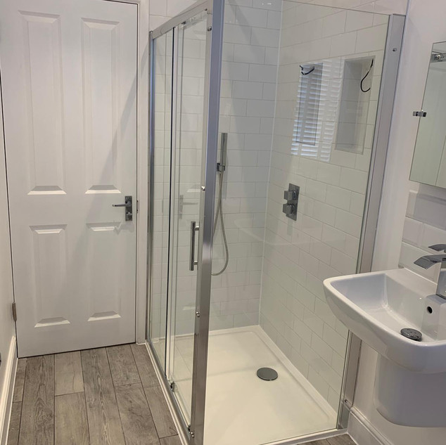 En-suite shower room Hammersmith