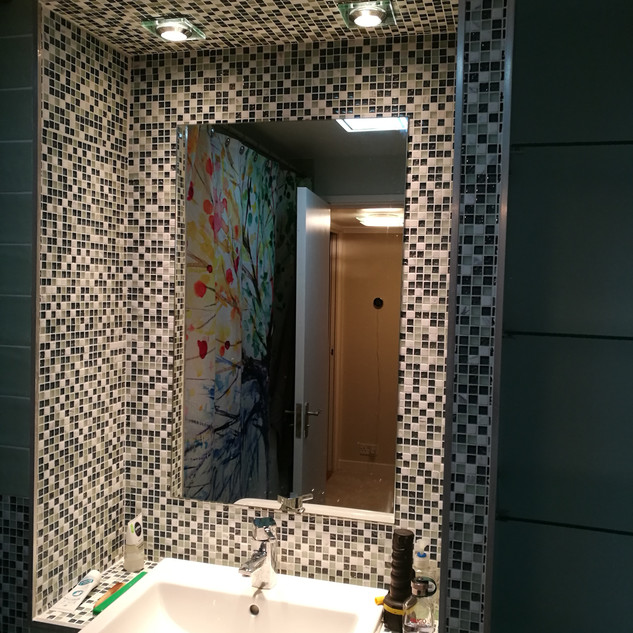 Bathroom Renovation Parsons green
