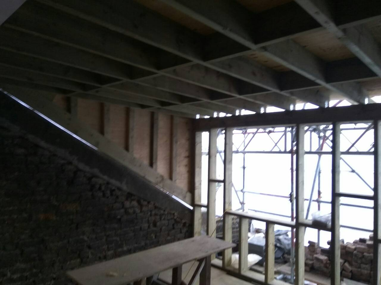 Loft Joinery Building