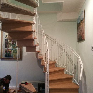 Bespoke Staircase Parsons green