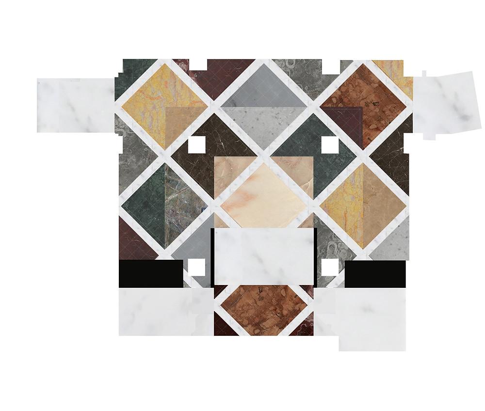 14 Type Marble Flooring
