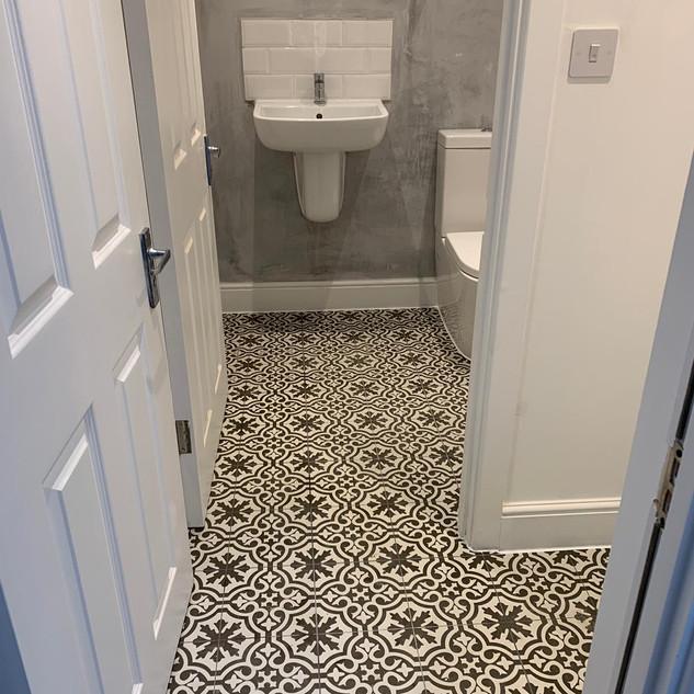 Utility Toilet room Hammersmith