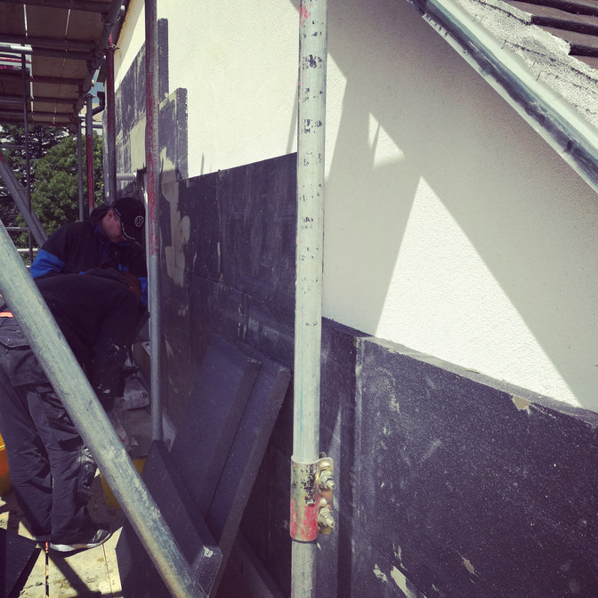 Tips for External Wall Insulation