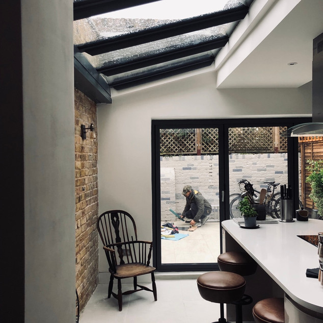 Kitchen Extension Roofing