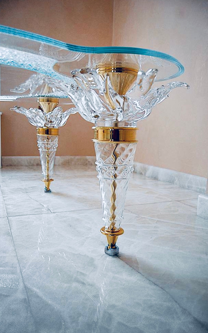 Bespoke Glass- Structural Glass