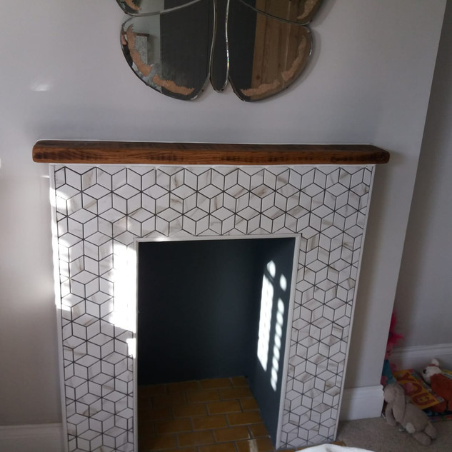 Bespoke Fire Place