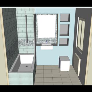 Bathroom Interior Design Mayfair