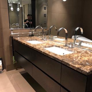 Bathroom Renovation Canary Wharf