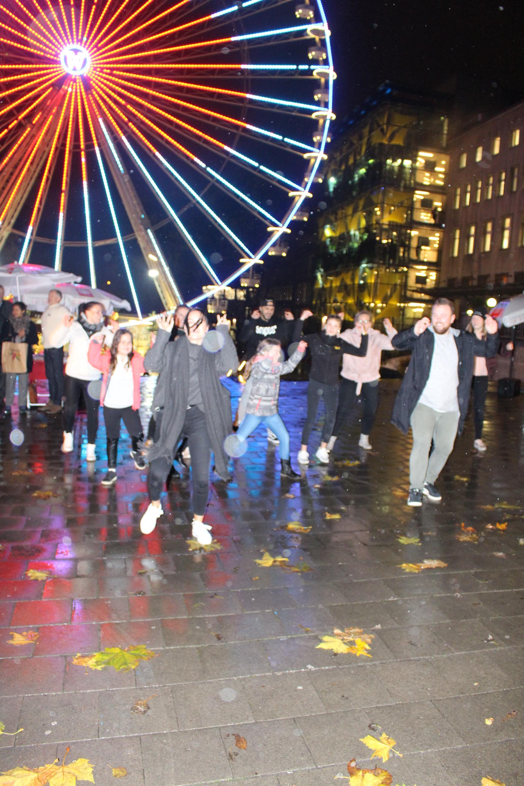 Flashmob 5