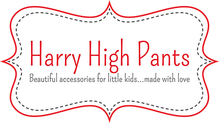 Harry High Pants