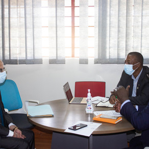 Moroccan Embassy pays courtesy call on NOCZ