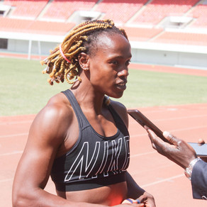 Olympics preparations are going well - Rhodah