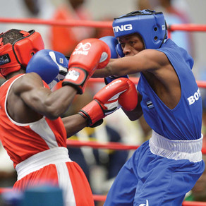 Olympics-bound boxing trio show ruthlessness